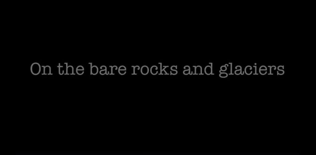 On the Bare Rocks and the Glaciers - International Jazz Day 2020