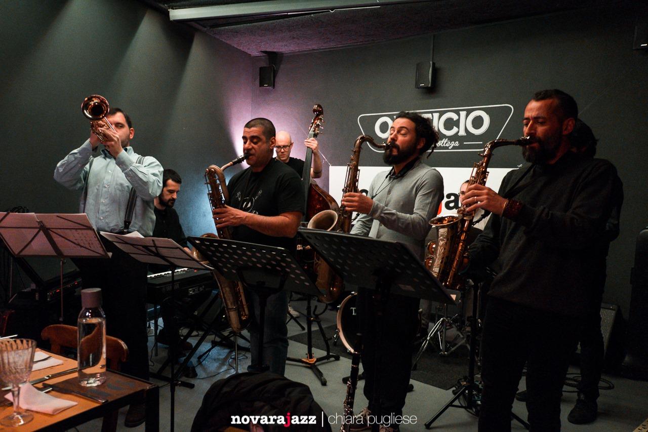 Estate Novarese / Simone Quatrana piano solo + NovaraJazz Collective - Plays Duke Ellington