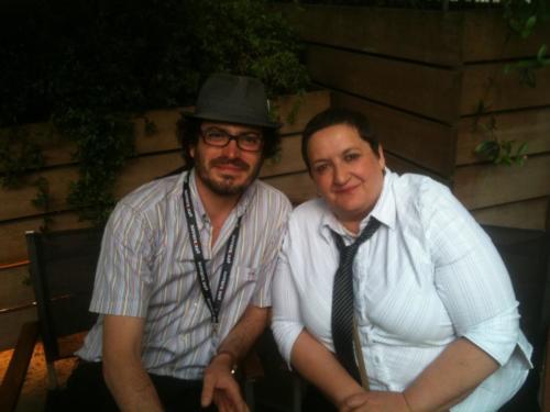 Corrado Beldì e Linda Couldstone
