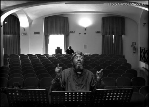 David S.Ware - Fabio Gamba