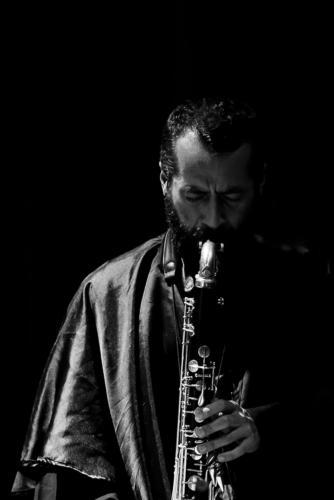Francesco Chiapperini Extemporary Vision Ensemble - ph Emanuele Meschini