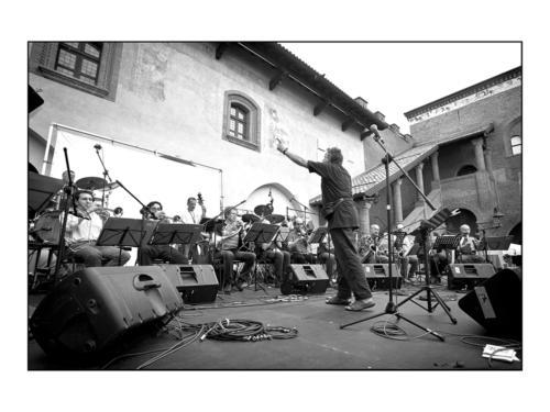 Italian Instabile Orchestra - ph Fabio Gamba