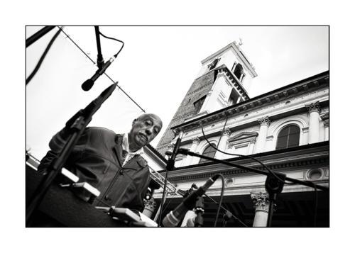 Mulatu Astatke - ph Umberto Germinale