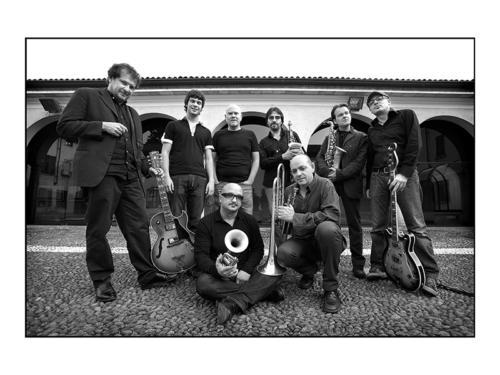 Roberto Gatto I-Jazz Band - ph Fabio Gamba