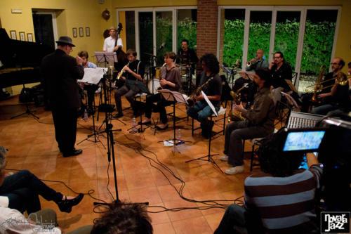 The Wayne Horvitz European Orchestra - ph Emanuele Meschini