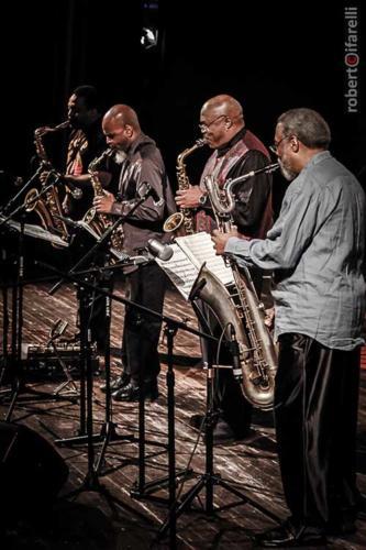 World Saxophone Quartet - Roberto Cifarelli