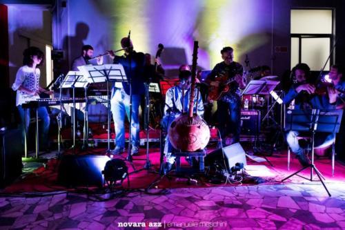 Ararat Ensemble Orchestra e Haruna Kuyateh - ph Emanuele Meschini