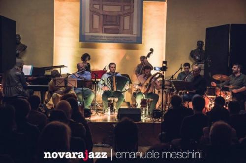 Dave Burrell  Ararat Ensemble - ph Emanuele Meschini
