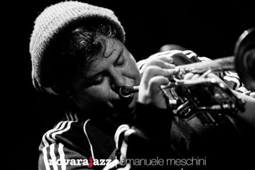 Jaimie Branch Fly or Die - ph Emanuele Meschini