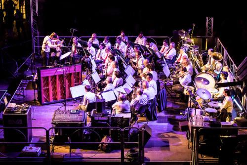 Marcin Masecki e Banda Filarmonica di Oleggio - ph Francesco Passalacqua