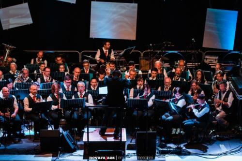 Marco Remondini + Banda Filarmonica di Oleggio - ph Emanuele Meschini