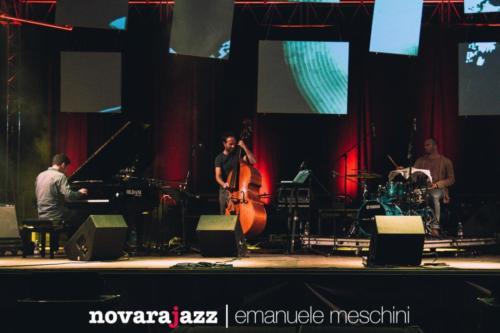 Matteo Bortone Trio ClarOscuro - ph Emanuele Meschini